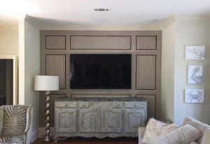 Custom home AV integration in Mandeville, Louisiana